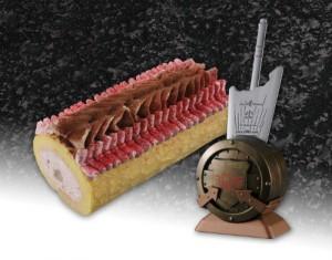 リオレウスロールケーキ